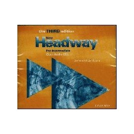 New Headway Pre-intermediate Third Edition Class CDs