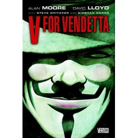 V is for Vendetta
