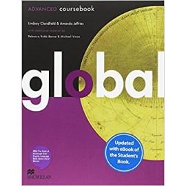 Global Advanced + eBook Student's Pack