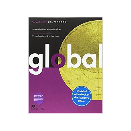 Global Advanced + eBook Student's Pack