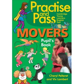 Practise and Pass Movers – Student´s Book