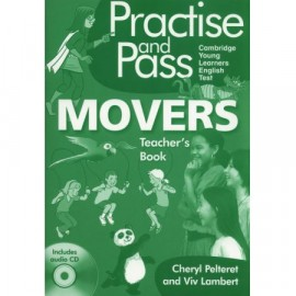 Practise and Pass Movers – Teacher´s Book + Audio CD