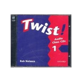 Twist! 1 Class Audio CDs (2)