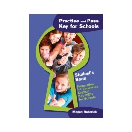 Practise and Pass Key for Schools – Student´s Book