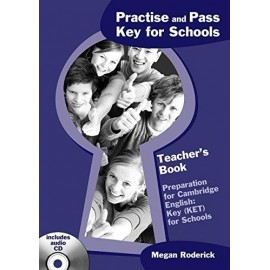 Practise and Pass Key for Schools - Teacher´s Book + Audio CD