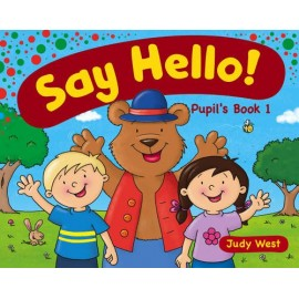 Say Hello 1 – Pupil´s book