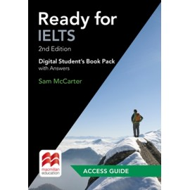 Ready for IELTS 2nd Edition Digital Student's Book with Answers Pack