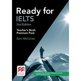 Ready for IELTS 2nd Edition Teacher's Book Premium Pack