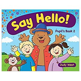 Say Hello 2 – Pupil´s book
