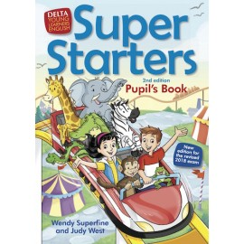 Super Starters Second Edition – Pupil´s Book