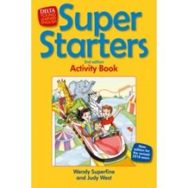 Super Starters Second Edition – Workbook