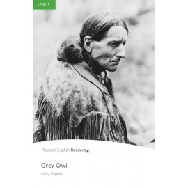 Grey Owl + MP3 Audio CD