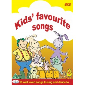 Kid's Favourite Songs DVD
