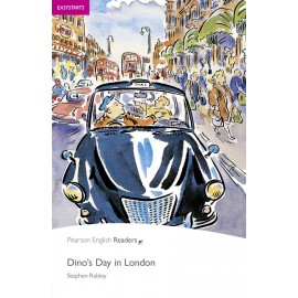 Pearson English Readers: Dino's Day in London