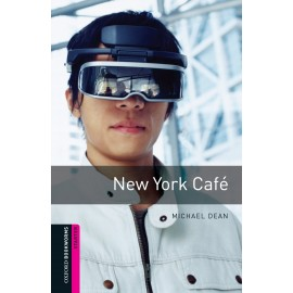 Oxford Bookworms: New York Café + MP3 audio download