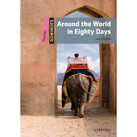 Oxford Dominoes: Around the World in Eighty Days + MP3 audio download