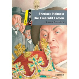 Oxford Dominoes: Sherlock Holmes: The Emerald Crown + MP3 audio download