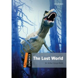 Oxford Dominoes: The Lost World + MP3 audio download