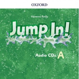 Jump In! Level A Class Audio CDs