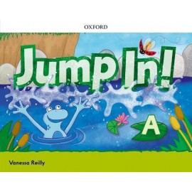 Jump In! Level A Class Book with Online Access Code