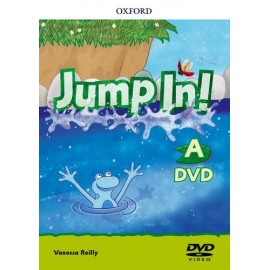 Jump In! Level A DVD-ROM