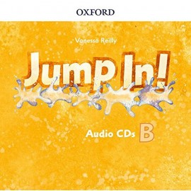 Jump In! Level B Class Audio CDs