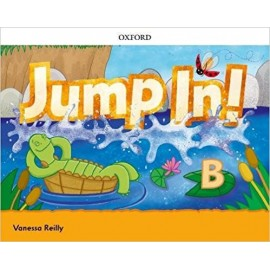 Jump In! Level B Class Book with Online Access Code