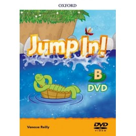 Jump In! Level B DVD-ROM