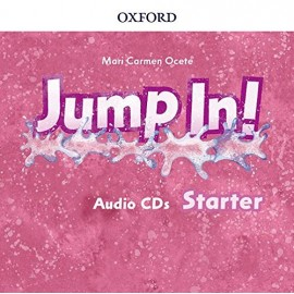 Jump In! Level Starter Class Audio CDs