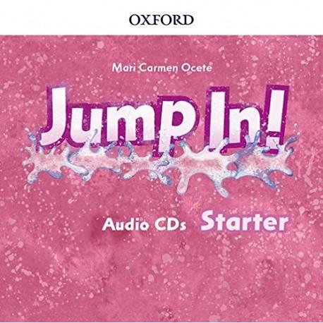 Jump In! Level Starter Class Audio CDs