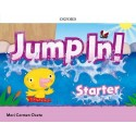 Jump In! Level Starter Class Book with Online Access Code