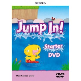 Jump In! Level Starter DVD-ROM