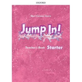Jump In! Level Starter Teacher's Book
