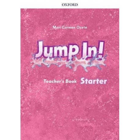 Jump In! Level Starter Teacher's Book