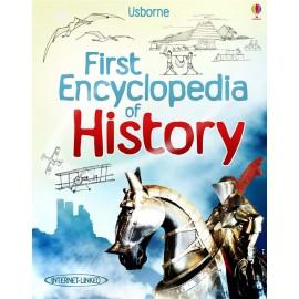Usborne First Encyclopedia of History