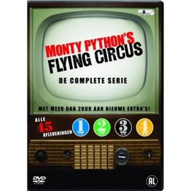 The Complete Monty Python's Flying Circus Box Set (DVD)