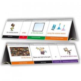 Sentence Builder Flip Book 2