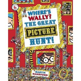 Where's Wally?: The Great Picture Hunt