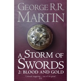 A Storm of Swords 2: Blood and Gold (UK edition)