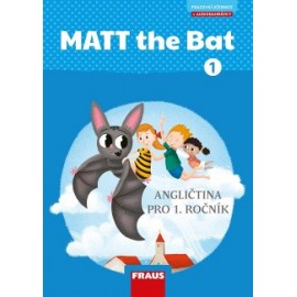 MATT the Bat 1 Učebnice