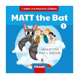 MATT the Bat 1 CD k Učebnici