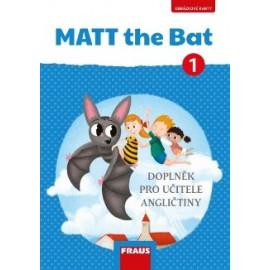 MATT the Bat 1 Obrázkové karty