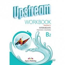 Upstream Intermediate B2 (3rd edition) - Teacher´s Workbook