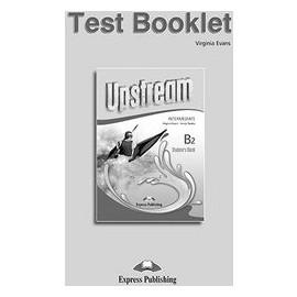 Upstream Intermediate B2 (3rd edition) - test booklet
