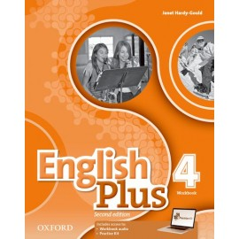 English Plus 4 Second Edition Workbook with Access to Audio and Practice Kit