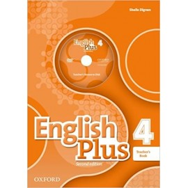 English Plus 4 Second Edition Teacher's Book with Teacher's Resource Disc and Practice Kit