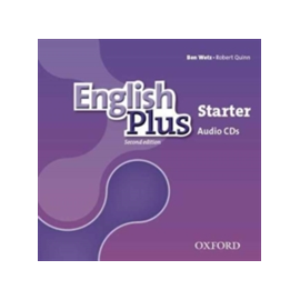 English Plus Starter Second Edition Class Audio CDs