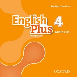 English Plus 4 Second Edition Class Audio CDs