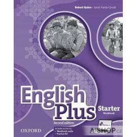 English Plus Starter Second Edition Workbook with Access to Audio and Practice Kit