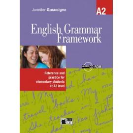 English Grammar Framework A2 + CD-ROM